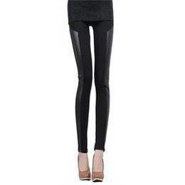 Discount Wholesale Black Stretchy Pants   2017 Wholesale Black ...