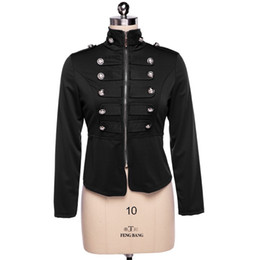 Discount Women Double Breasted Suit Slim Jacket | 2017 Women ...