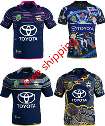 online shopping 3AAA New Zealand NRL Indigenous Camouflage Rugby jerseys  RWC NRL Super North Queensland Cowboys 41d4b53de