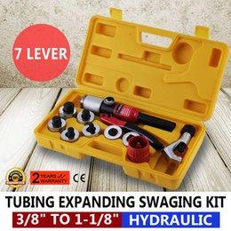 Гидравлическая труба Расширительный расширитель Инструменты для HVAC Swaging 7 Рычаг 7 Рычаг Общий