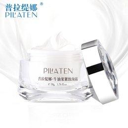 PILATEN Anti Anti Wrinkle Neck Cream Anti Aging Укрепляющая шея отбеливающая Уход за кожей лица Уход за лицом Укрепление Мощное увлажнение 50г