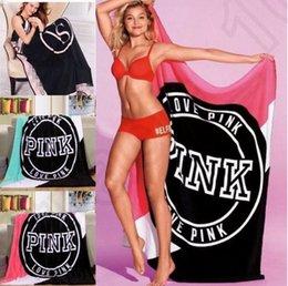 VS Mantas Pink Pink Blanket Carta VS secreto Bed Sofá de cama de moda Sofá Aire Aire acondicionado Capas OOA1428