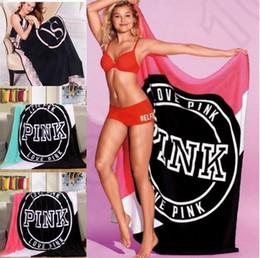 VS Розовые одеяла Розовое одеяло письма VS Секретная кровать Модный флис Постельное белье Диван Кондиционер Покрывало OOA1428