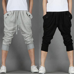 Discount Mens Capri Pants | 2017 Mens Capri Pants Fashion on Sale ...