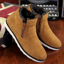 Discount Men Winter Boots Large Size | 2017 Men Winter Boots Large ...