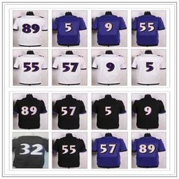 5 Joe Flacco 9 Justin Tucker jersey 32 Eric Weddle 55 Terrell Suggs 57  C.J.Mosley 89 Steve Smith elite jerseys cheap elite football jersey 89 ... 8e2b364f77e96