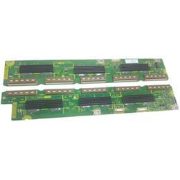 El tablero de alta calidad de trabajo TNPA5340 + TNPA5341 SU de la TV TV de la placa del almacenador intermediario del buen envío libre y el tablero del SD un par