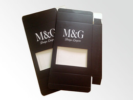7340accbca9 Apparel Packaging NZ - Underwear packaging boxes customized with die cut  pvc window Paper box printing