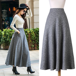 Wool Maxi Skirts Online | Wool Maxi Skirts for Sale