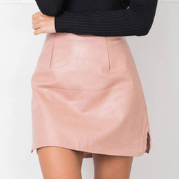 Leather Mini Skirt Plus Size Online | Plus Size Short Leather Mini ...
