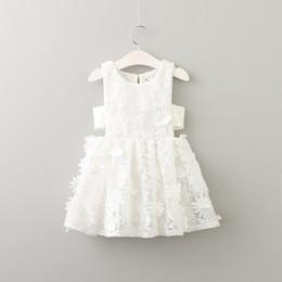 online shopping Korean Kids Girls Lace tutu Dresses Baby Girl Princess D Floral Dress Girl Summer Party Dress childrens clothing