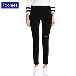 Discount Black Skinny Jeans For Girls | 2017 Black Skinny Jeans ...