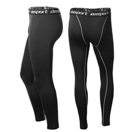 Wholesale Pantalones cortos de manga corta de la base de la base de la compresión del baloncesto de las polainas al aire libre de los deportes de los hombres