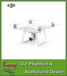 Original DJI Phantom 4 caméra drone avec 4K caméra + 3 axes cardan FPV quadcopter professionnel Photographie aérienne UAV