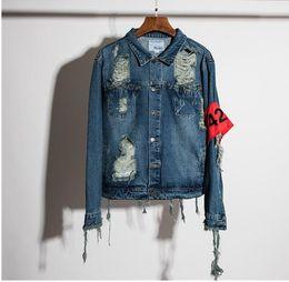 Denim Jacket Summer Fashion Men Online | Denim Jacket Summer ...