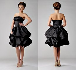Strapless Dresses for Wedding Guests
