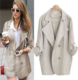 Women White Linen Blazer Suppliers | Best Women White Linen Blazer ...