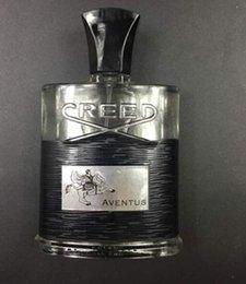 Wholesale Creed PERFUME AVENTUS luxury napoleon s men perfume ml water