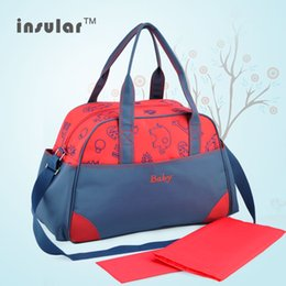 designer diaper bags online e1ml  Wholesale-Hot Sales Free Shipping Microfiber Baby Diaper Bag Brand Designer  Mommy Bags Antimicrobial Nappy Bags