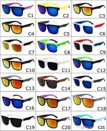 Марка Дизайнер Шпионивший Кен Блок шлем очки Мода спортивные солнцезащитные очки óculos De Sol Sun Glasses Eyeswearr 21 цвета Unisex DHL бесплатно