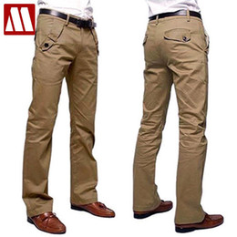 Discount Cool Khaki Pants Men | 2017 Cool Khaki Pants For Men on ...