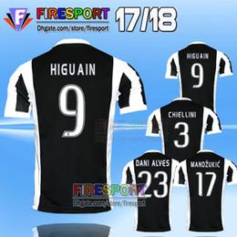 best quality juve 17 18 higuain pogba soccer jersey 2017 2018 cuadrado khedira .