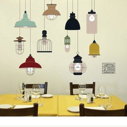 Television Bulbs Suppliers | Best Television Bulbs Manufacturers ...:60*90 Light Bulb Room Decor Mural Art PVC Wall Stickers Home Decoration  Decal For Kids Rooms Living Room Bedroom Decor supplier television bulbs,Lighting