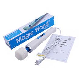 Hitachi Magic Wand Massager HV-260 AV Vibromasseur Head Neck Personnel Personnaliser le corps Massager de confiance des Américains depuis plus de 30 ans