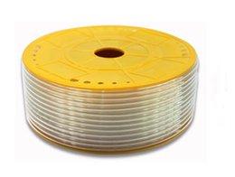 Wholesale 16mm mm tubo de poliuretano claro PU tubo de compresor de aire neumática tubo plástico m