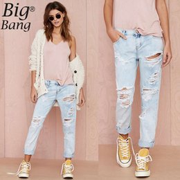 Discount Women Cut Out Jeans | 2017 Women Cut Out Jeans on Sale at ...