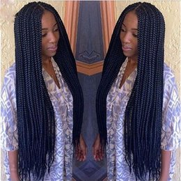 Incredible Discount Micro Braids Synthetic Hair 2017 Micro Braids Synthetic Hairstyles For Women Draintrainus