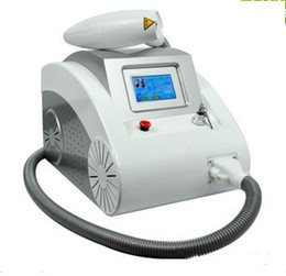 2000mj Écran tactile Q Switch Nd Yag laser Tattoo Removal Machine Pigments Enlèvement 1064nm 532nm 1320nm LLFA