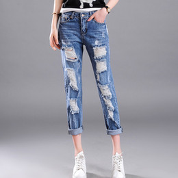 Discount Ripped Jeans Sale For Women | 2017 Ripped Jeans Sale For