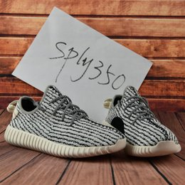 YEEZY BOOST 350 BLACK FROM YZYOUTLET.COM