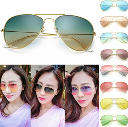 wholesale fashion sunglasses  Discount Wholesale Fashion Mirrored Aviator Sunglasses