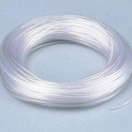 Wholesale El diámetro pequeño de la venta caliente varía el tubo plástico suave del claro del tubo Transparente El PVC flexible flexible trenzó la pipa F