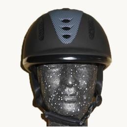 ABS casco ecuestre caballero casco ajustable equitación casco caballo sombrero super respirable moda de lujo equitación equitación