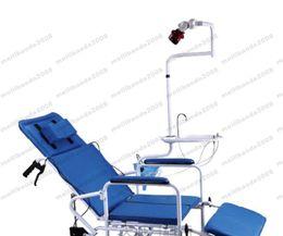 Équipement dentaire Chaise multifonctionnelle pliante / Chaise patient dentaire Type standard VIMEL Fournisseur dentaire MYY
