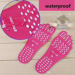 Summer Nakefit Soles Невидимые пляжные ботинки Nakefit Foot Pads Nikefit Prezzo Nakefit Shoes Beach Foot Feet Pads M806