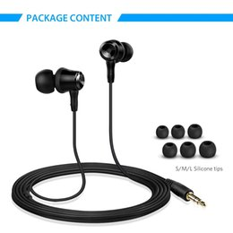 The hot style enters the ear version of android IOS universal line control with the mic phone