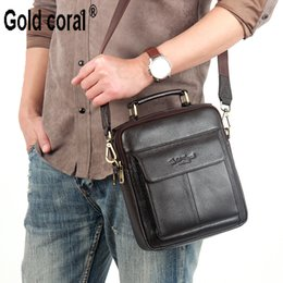 Leather Messenger Bags For Men Sale Online | Leather Messenger ...