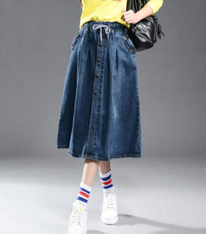 Ankle Length Denim Skirts Suppliers | Best Ankle Length Denim ...