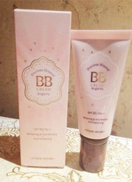 Wholesale Vente en gros Etude Maison Precious Mineral BB Crème Blooming Blanchissant Fit SPF30 PA g N02 W13 W24