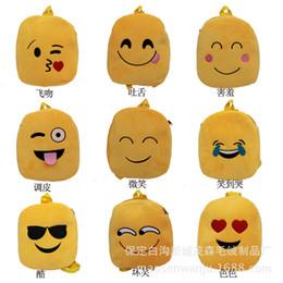 Discount Emoji Book Bag | 2017 Emoji Book Bag on Sale at DHgate.com