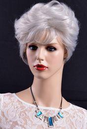 Strange Hair Elderly Wig Online Hair Elderly Wig For Sale Short Hairstyles Gunalazisus