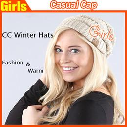 Unisex CC chapéus na moda inverno malha Beanie rótulo Fedora Luxo cabo slouchy crânio bonés moda lazer Beanie Outdoor chapéus venda quente