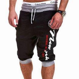 Discount Men Capri Shorts Skinny | 2017 Men Capri Shorts Skinny on ...