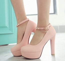 Discount Simple White Heels Straps | 2017 Simple White Heels ...