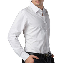 Mens Casual Wedding White Shirt Online | Mens Casual Wedding White ...