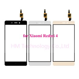 "Wholesale- 5.0"" TP for Xiaomi Redmi 4 Redmi4 ROM-16G CPU Snapdragon 430 Touch Screen Digitizer Front Glass Panel Sensor Free Shipping+Tools from panel cpu manufacturers"